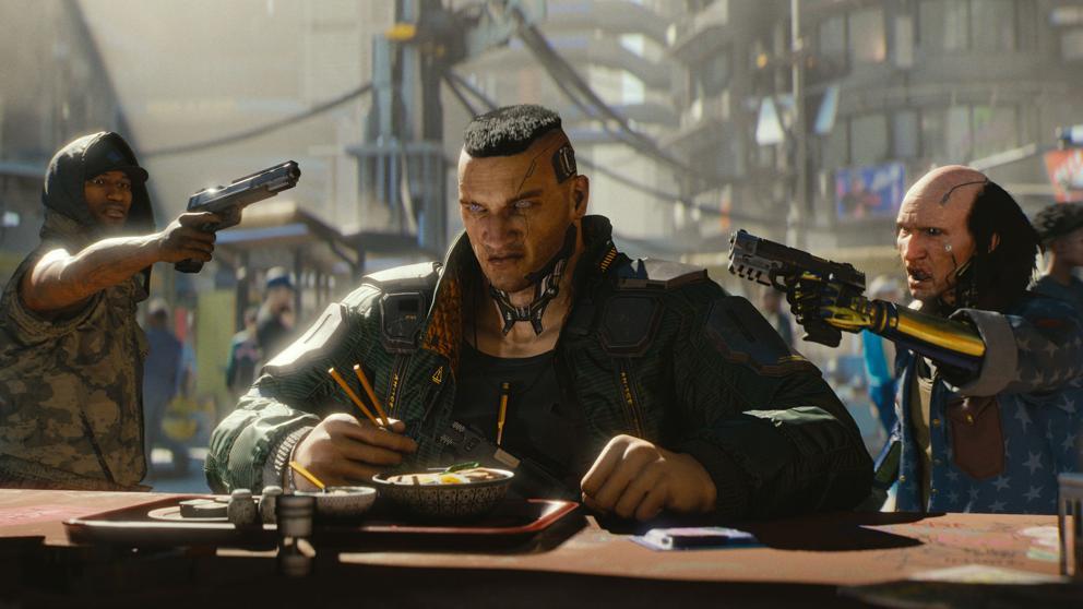Автор настольной Cyberpunk 2020: «Cyberpunk 2077 очень близка к тому, что сделал бы я»   Канобу - Изображение 2484