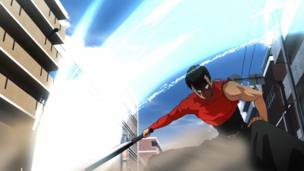 Короткая рецензия на4 серию 2 сезона аниме «Ванпанчмен» | Канобу