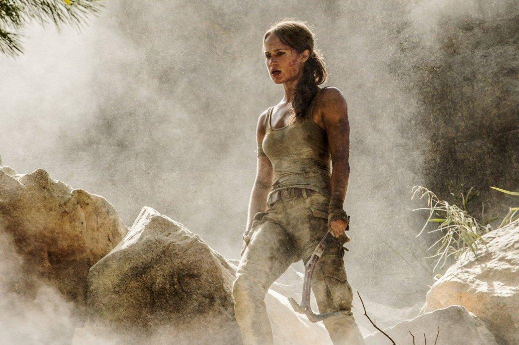 Почему вам стоит посмотреть «Tomb Raider: Лара Крофт». Наше мнение спресс-показа. - Изображение 1