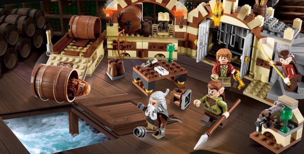 Lego The Hobbit похожа на все прошлые Lego-игры, но все равно увлекает | Канобу - Изображение 5