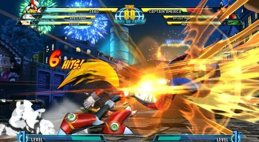 Marvel vs. Capcom 3: Fate of Two Worlds. X-Man vs. Streer Fighter. Превью   Канобу - Изображение 2313