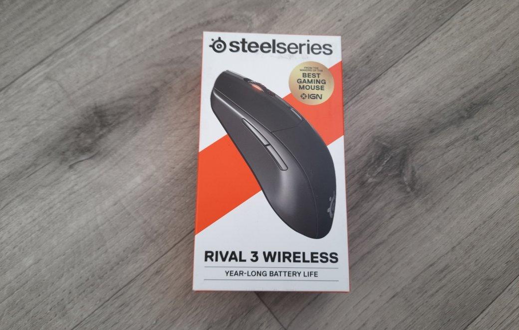 Обзор SteelSeries Rival 3 Wireless. Игровая мышка без проводов играниц | Канобу - Изображение 4996