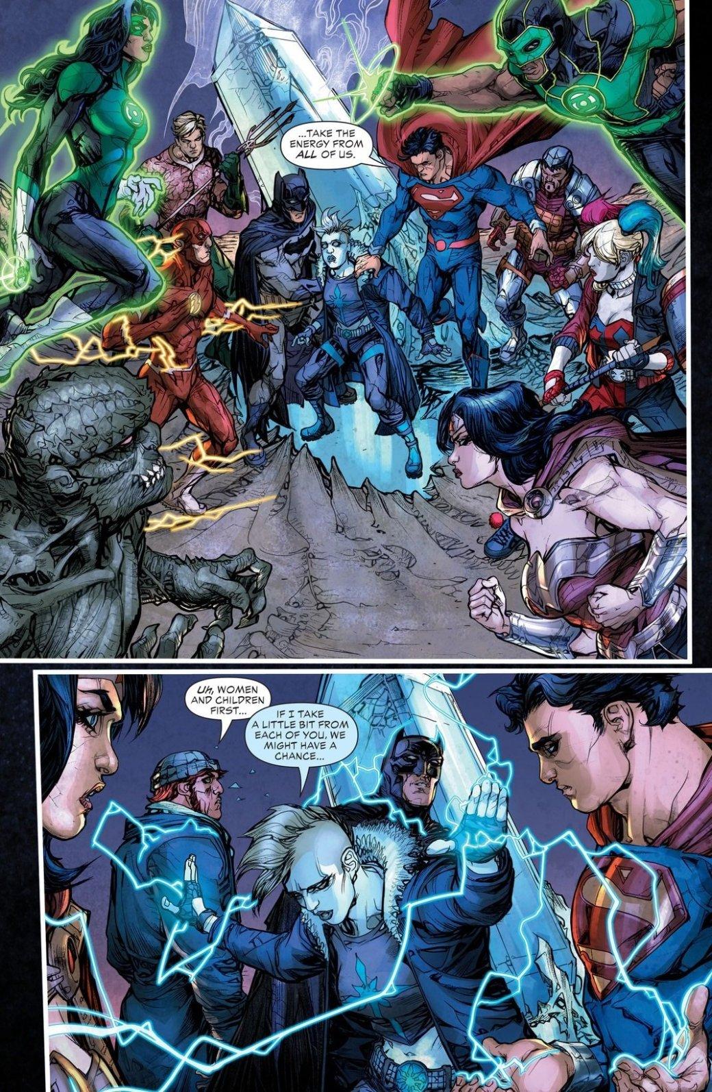 Финал Justice League vs. Suicide Squad: ничего себе многоходовочка! | Канобу - Изображение 424