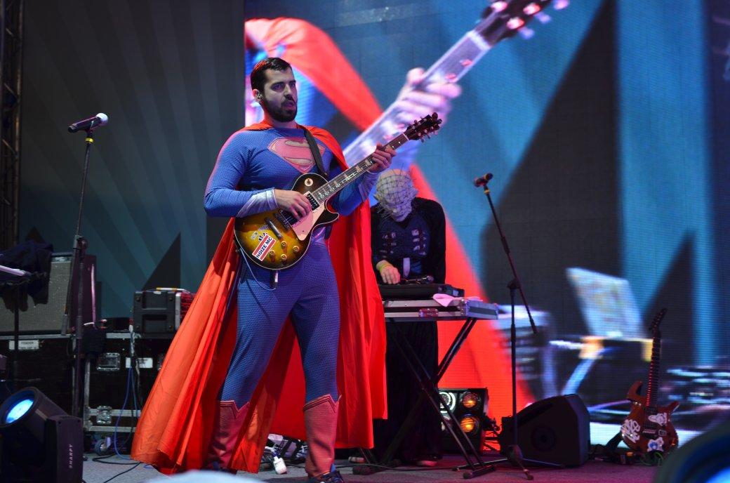 Фотоотчет с «Игромира» и Comic Con Russia, день 2 – концерт Noize MC | Канобу - Изображение 20