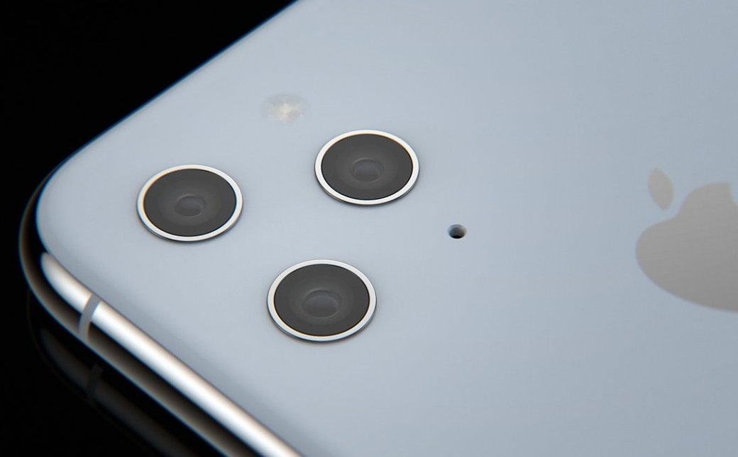 That's better: a new version of the triple camera iPhone XI has appeared | Kanobu - Image 1
