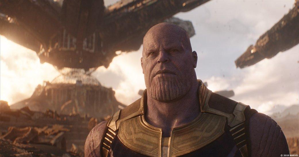 «Самым важным было убедиться, что Танос работает». Беседа оспецэффектах в«Войне бесконечности» | Канобу - Изображение 4