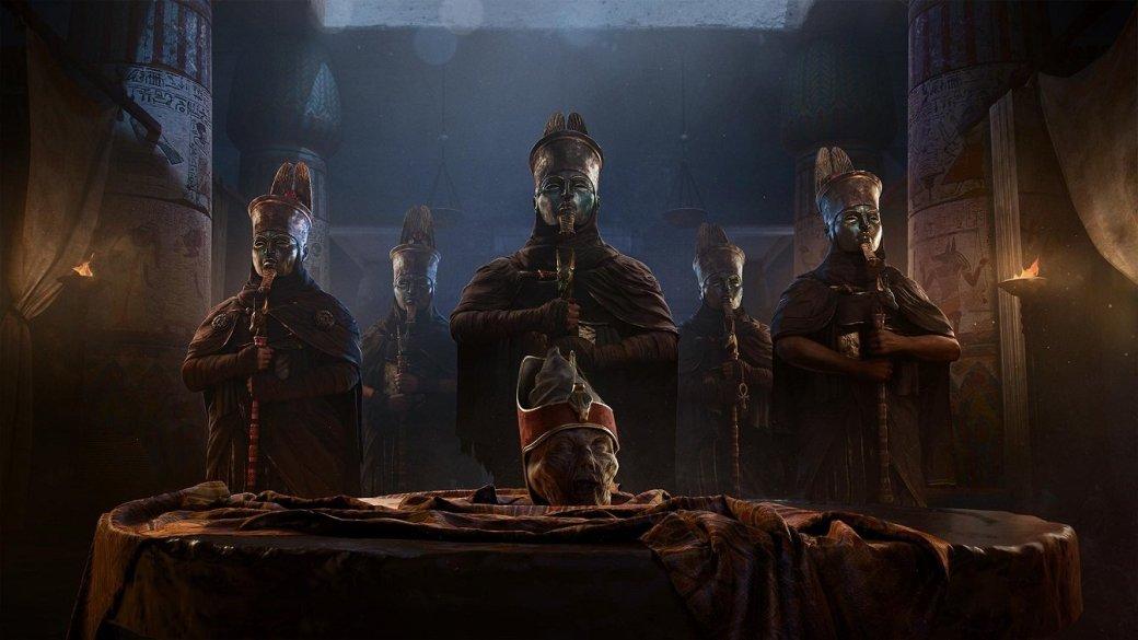 Мифы Древнего Египта вAssassin's Creed: Origins. - Изображение 4