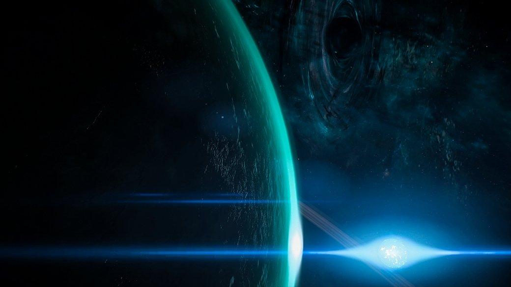 Потрясающий космос Mass Effect: Andromeda | Канобу - Изображение 6