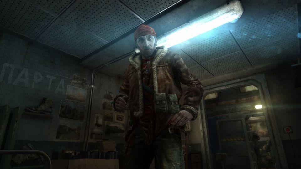 Как Metro 2033 иMetro: Last Light выглядят иработают наNintendo Switch | Канобу - Изображение 1068