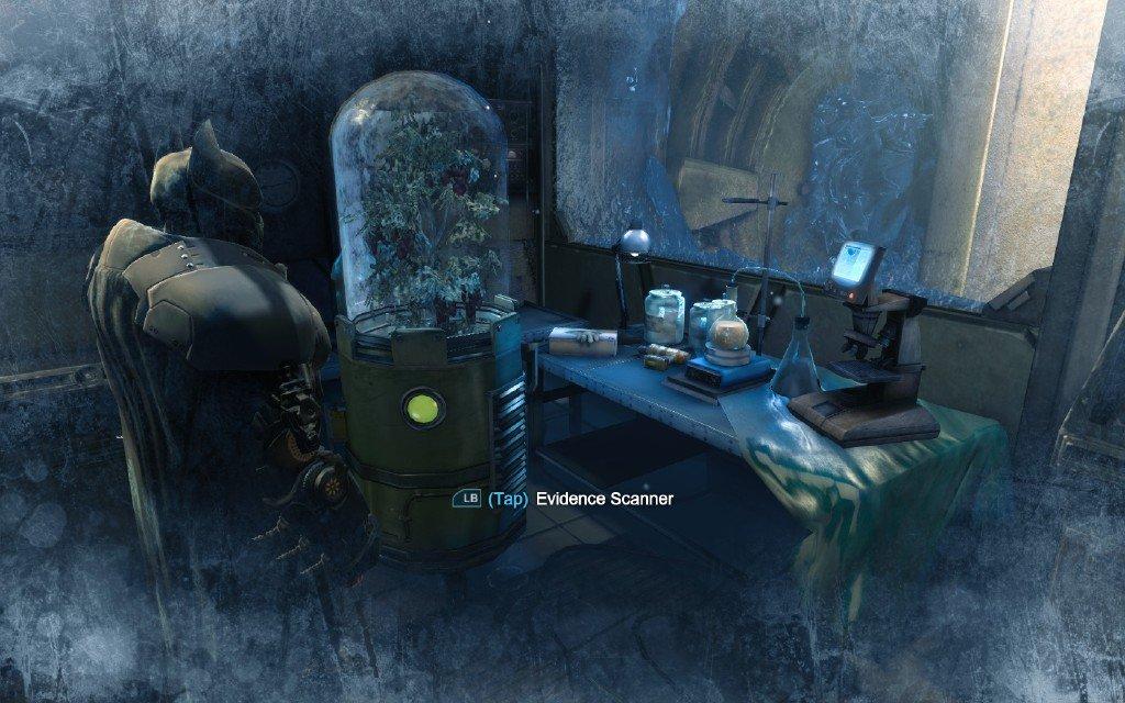 Batman: Arkham Origins — Cold, Cold Heart: абсолютный ноль | Канобу - Изображение 2
