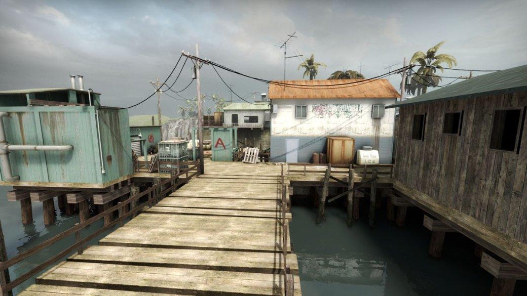 Игроки нашли пару способов «абузить» новую карту вCS:GO | Канобу - Изображение 1