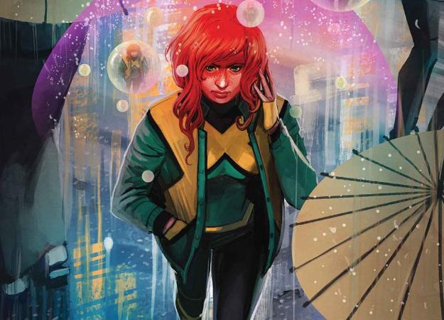 Почему комикс оподростке Джин Грей— одна излучших новых серий Marvel. - Изображение 1