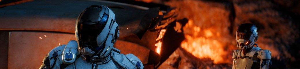 Год Mass Effect: Andromeda— вспоминаем, как погибала великая серия. Факты, слухи, баги | Канобу - Изображение 239