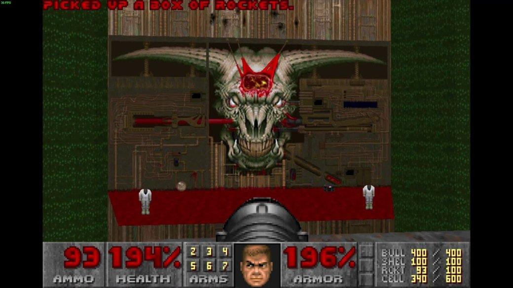 DOOM, которой небыло: как четвертая часть чуть неубила серию истудию idSoftware   Канобу - Изображение 1560