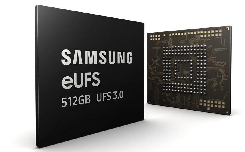 Samsung начала выпуск мобильной флеш-памяти eUFS 3.0 на 512 ГБ. 2100 МБ/с и быстрее microSD в 20 раз | SE7EN.ws - Изображение 2