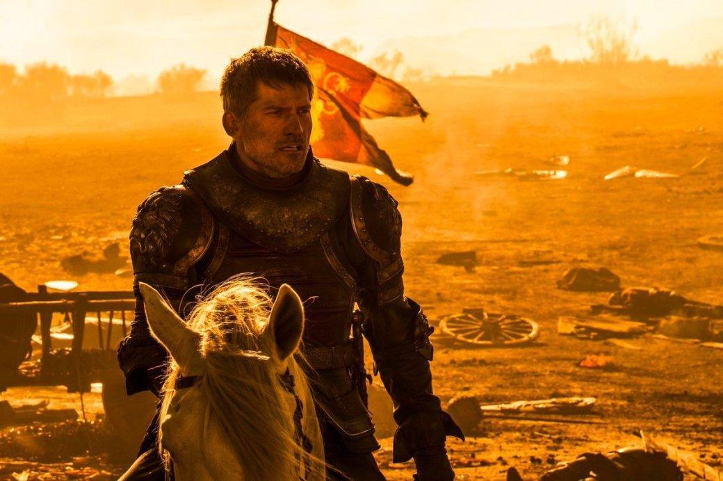 Все крутые сцены 7 сезона «Игры престолов» вгифках | Канобу