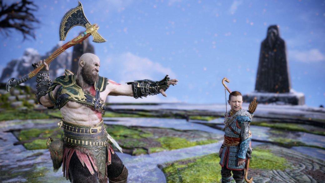 Лучшие (и просто смешные) скриншоты God of War при помощи нового фотомода. - Изображение 14