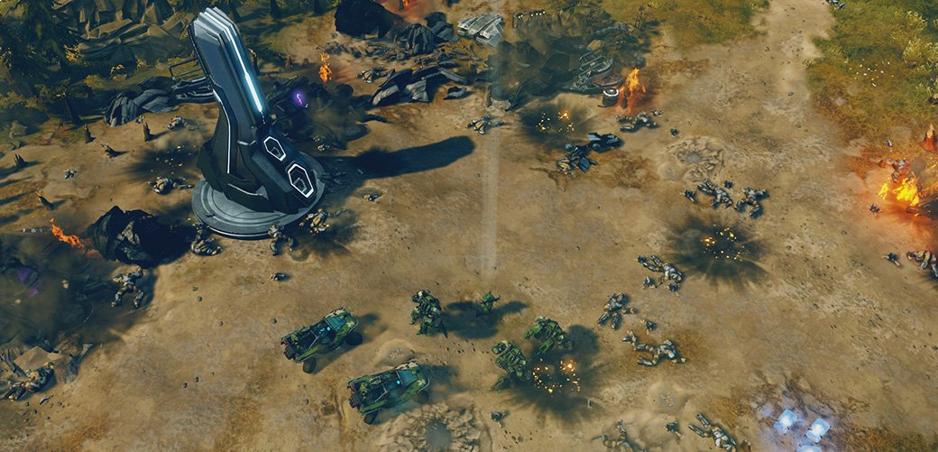 4 часа с Halo Wars 2   Канобу - Изображение 3