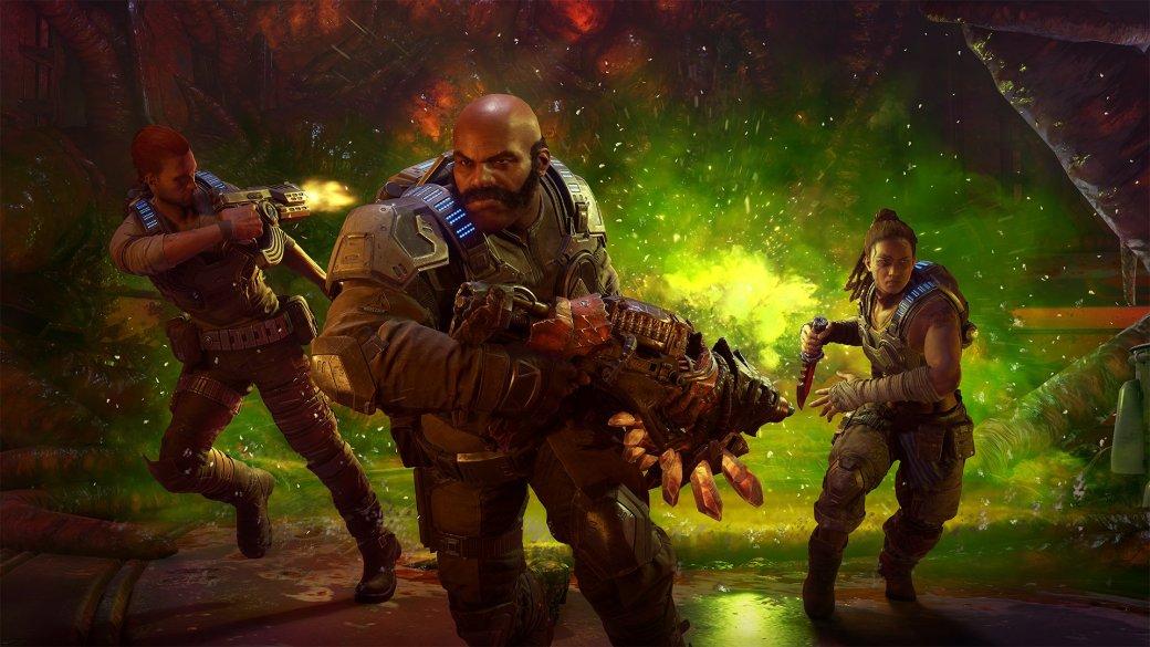 Превью Gears 5 с E3 2019 | Канобу