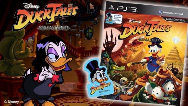 Стали известны подробности коробочной версии DuckTales Remastered | Канобу - Изображение 9288