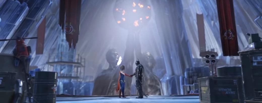 Разбираем сюжет Injustice 2: удалось ли Брейниаку захватить Землю?