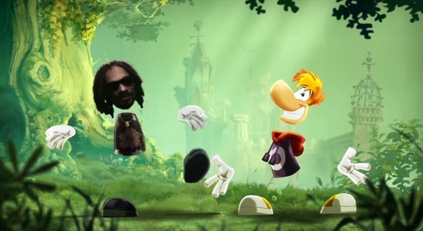 Снуп Догг стал героем Rayman Legends для PS4 и Xbox One | Канобу - Изображение 0