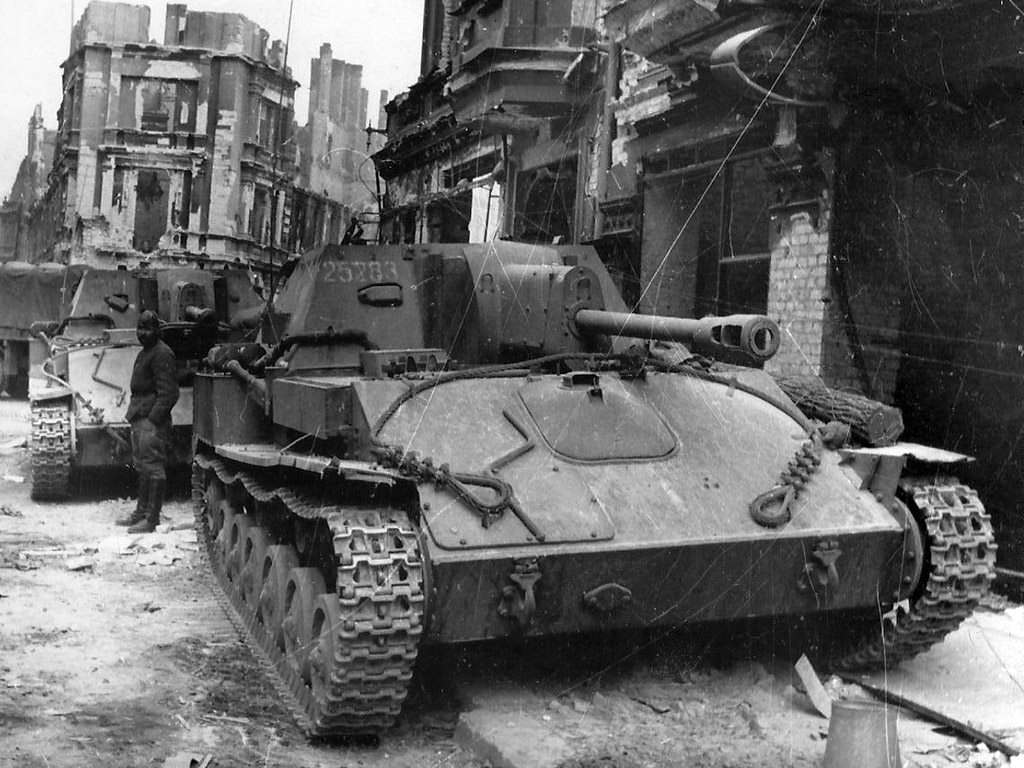 Танки и самоходные установки из World of Tanks, принимавшие участие в битве за Берлин | Канобу - Изображение 7820