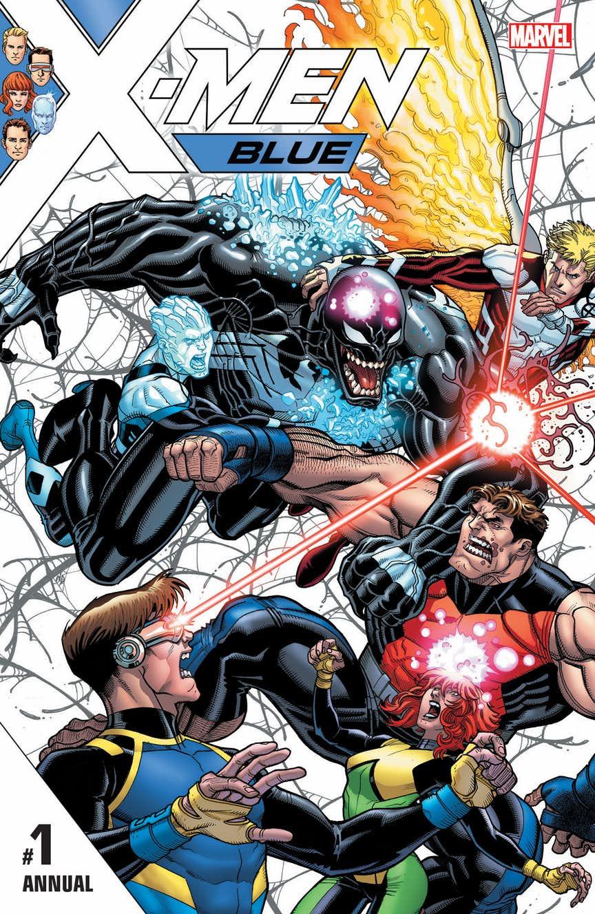 Продолжением Venomverse станет вторжение вовселенную Marvel. - Изображение 1