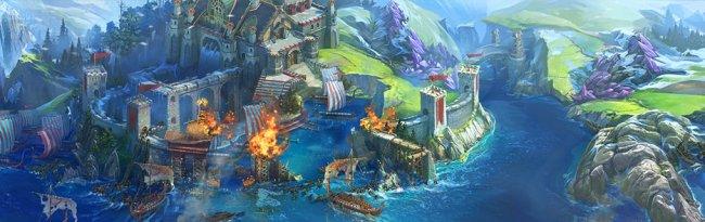 Vikings: War of Clans. Обзор военно-экономической стратегии.. - Изображение 1