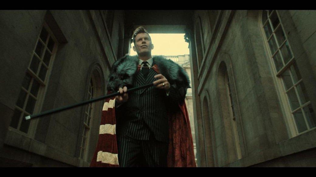 Первые впечатления от«Пенниуорта»— истории брутальных похождений будущего дворецкого Бэтмена | Канобу - Изображение 7611