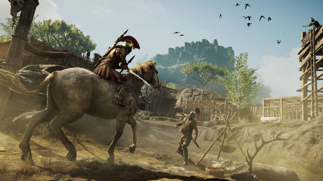 Рецензия на Assassin's Creed Odyssey. Обзор Assassin's Creed: Odyssey   Канобу - Изображение 0