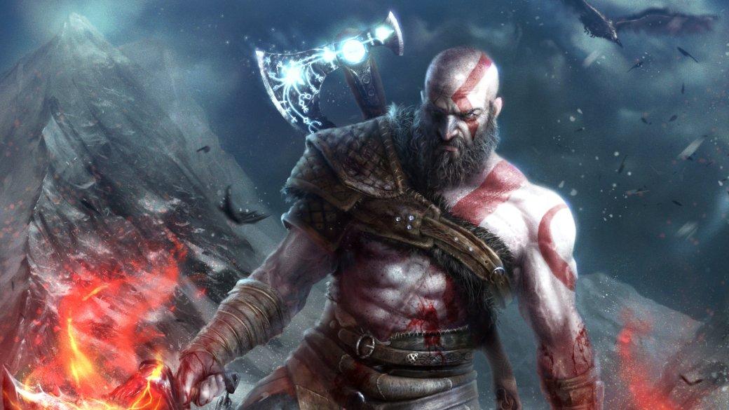 Кори Балрог рассказал, как God ofWar для PS4 могла остаться совсем без Кратоса | Канобу - Изображение 0