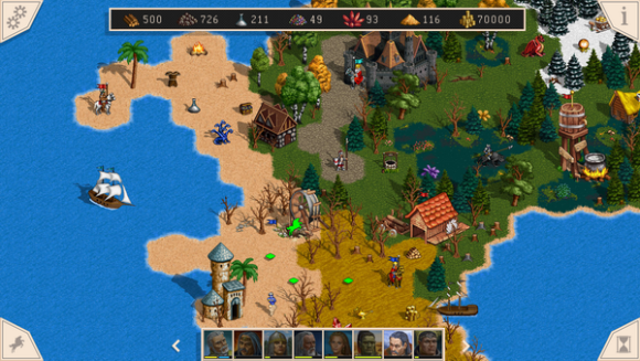 Воскрешение Heroes of Might & Magic на примере Palm Kingdoms | Канобу - Изображение 1