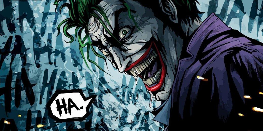 Рецензия на «Бэтмен: Убийственная шутка» | Канобу