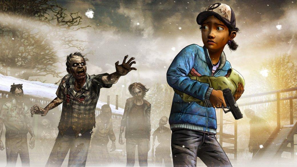 Обзор The Walking Dead: Season Two Finale No Going Back - рецензия на игру The Walking Dead: Season Two Finale No Going Back   Рецензии   Канобу