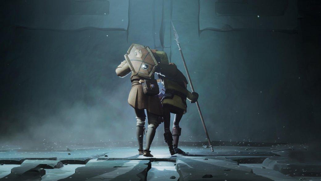 Обзор Ashen - рецензия на игру Ashen | Рецензии | Канобу