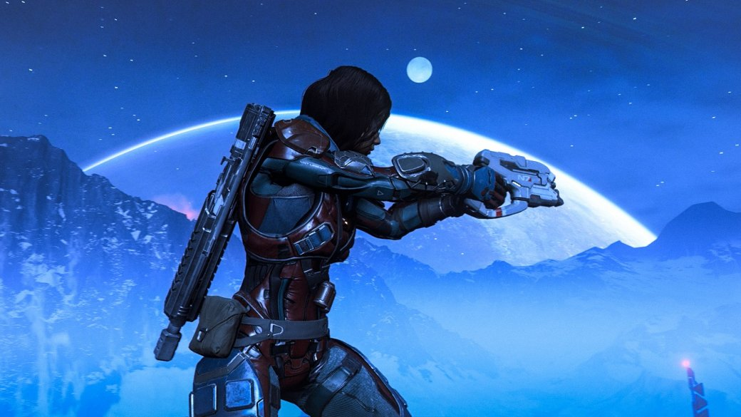 Год Mass Effect: Andromeda— вспоминаем, как погибала великая серия. Факты, слухи, баги | Канобу - Изображение 250