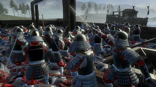 Превью Total War: Shogun 2 | Канобу