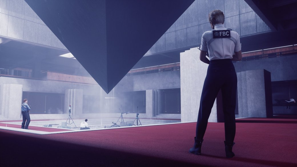 ПревьюControl— впечатления отновой игры студии Remedy, авторов Alan Wake иMax Payne | Канобу - Изображение 1