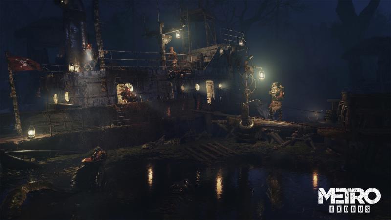Романтика постапокалипсиса на новых скриншотах Metro: Exodus | Канобу - Изображение 2