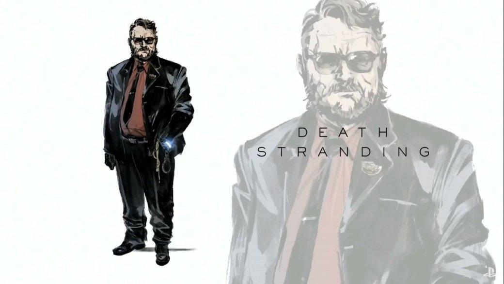 Новый ролик Death Stranding целиком посвящен Человеку взолотой маске. Озвучил его Трой Бейкер | Канобу - Изображение 6