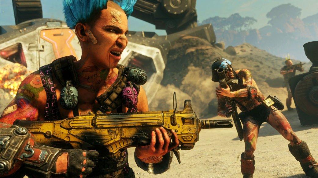 Новый геймплей и скриншоты RAGE 2. Критики пока очень довольны игрой!  | Канобу - Изображение 1