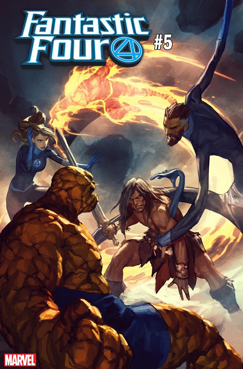 Конан-Варвар сразился ссупергероями Marvel, нолишь навариативных обложках | Канобу - Изображение 4347