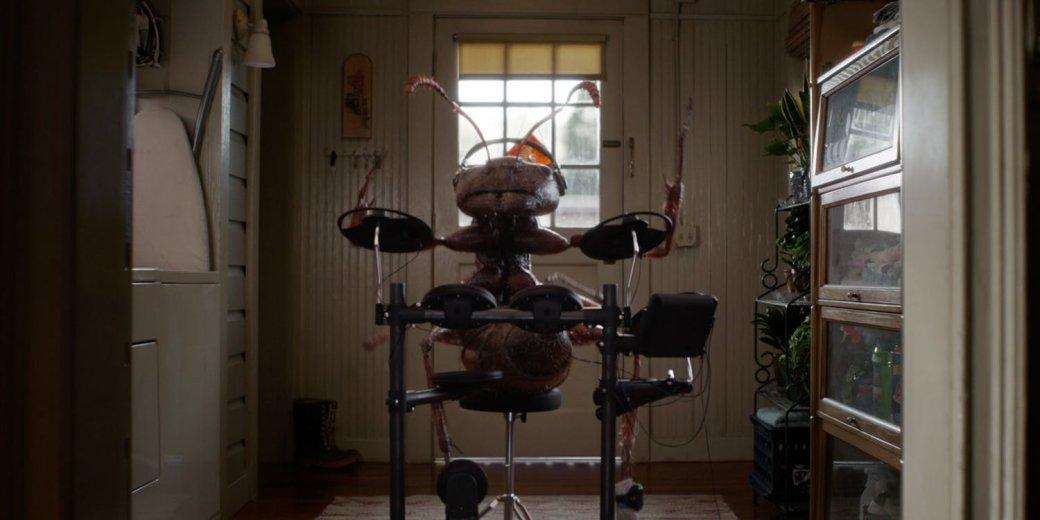 Что показали всценах после титров фильма «Человек-муравей иОса»?. - Изображение 3