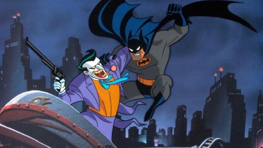 Лучшие серии мультсериалов по комиксам DC - «Бэтмен будущего», «Лига справедливости» и другие | Канобу