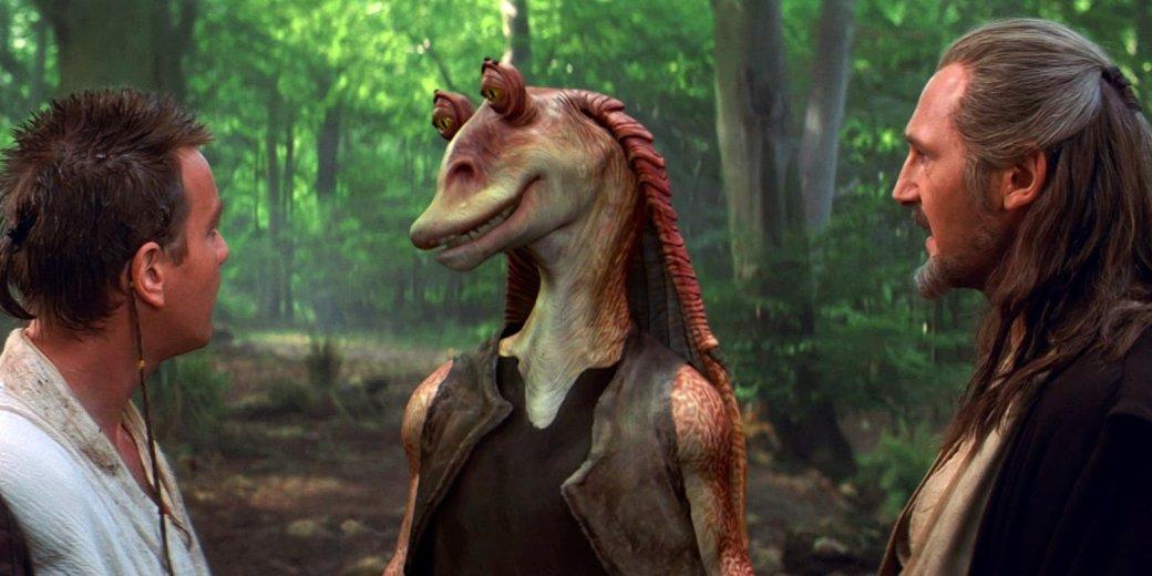 Новости Звездных Войн (Star Wars news): Джа-Джа Бинкса стерли из истории motion capture в кино. Актер недоволен, фанаты кричат про расизм