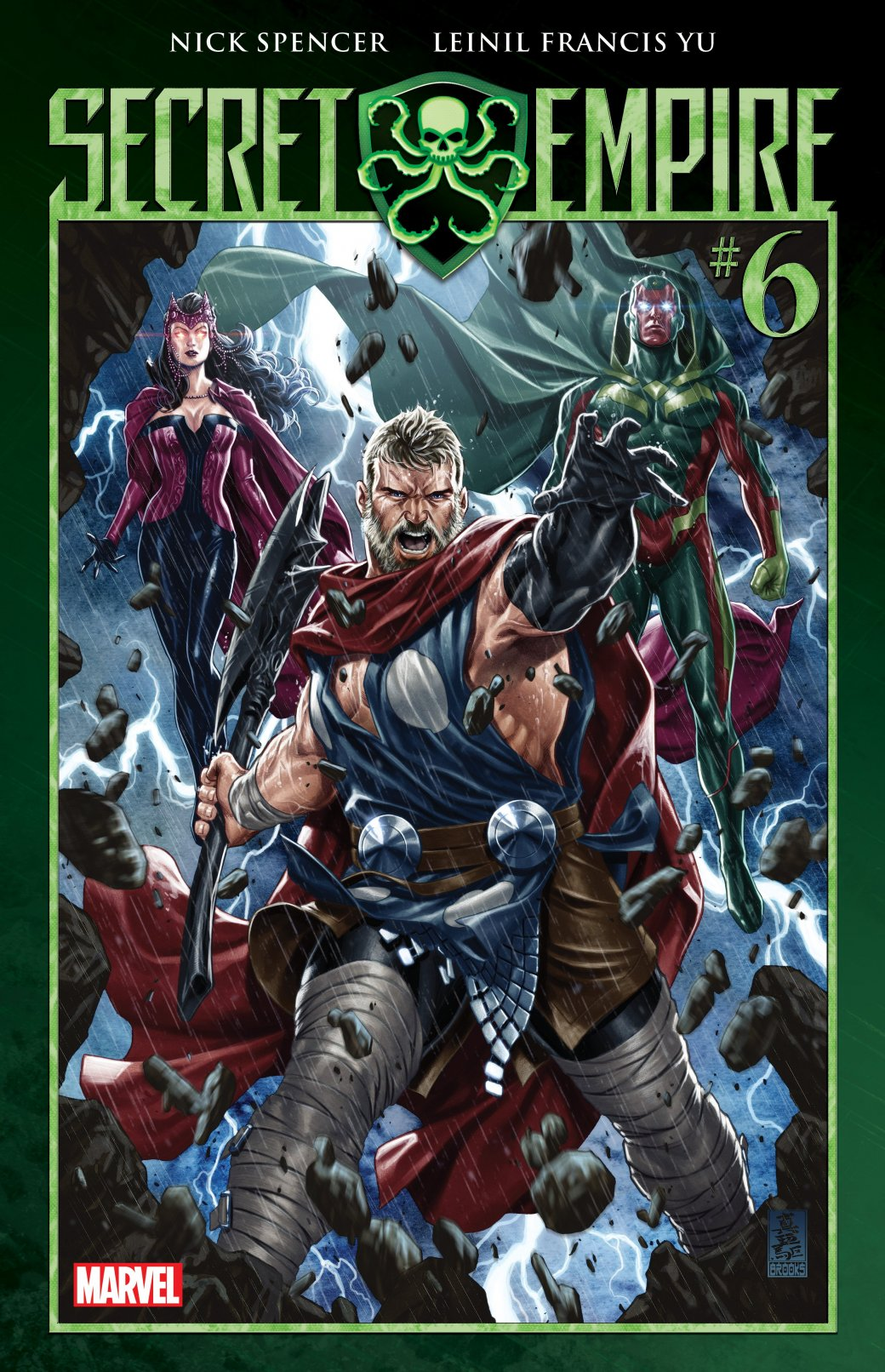 Тор Одинсон, Алая ведьма и Вижн против Капитана Америка   Канобу - Изображение 6008