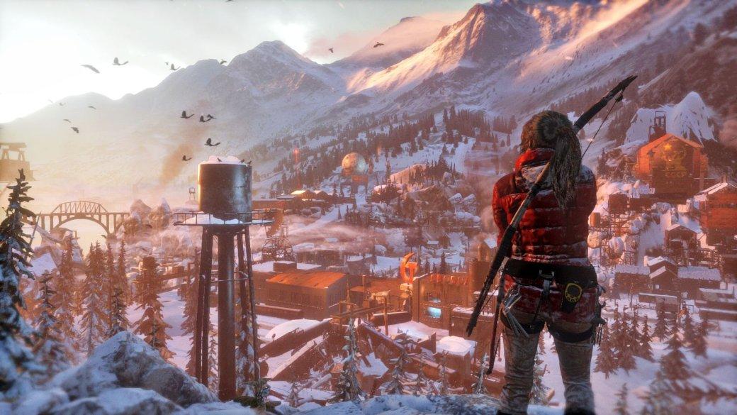 Рецензия на Rise of the Tomb Raider | Канобу - Изображение 4