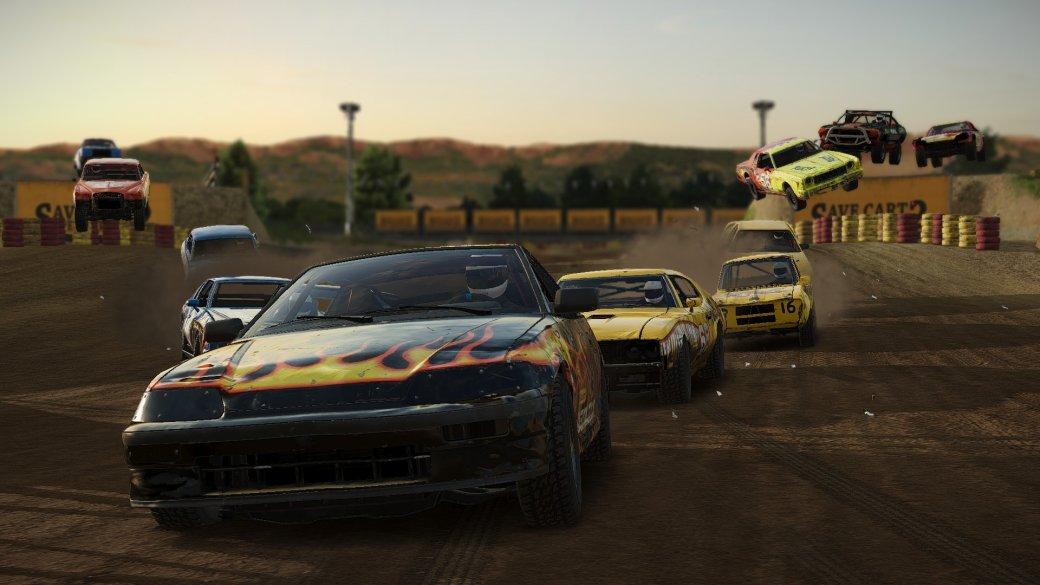 Рецензия на Wreckfest, новую игру авторов FlatOut и FlatOut 2, гонку, где можно разбивать машины | Канобу - Изображение 2
