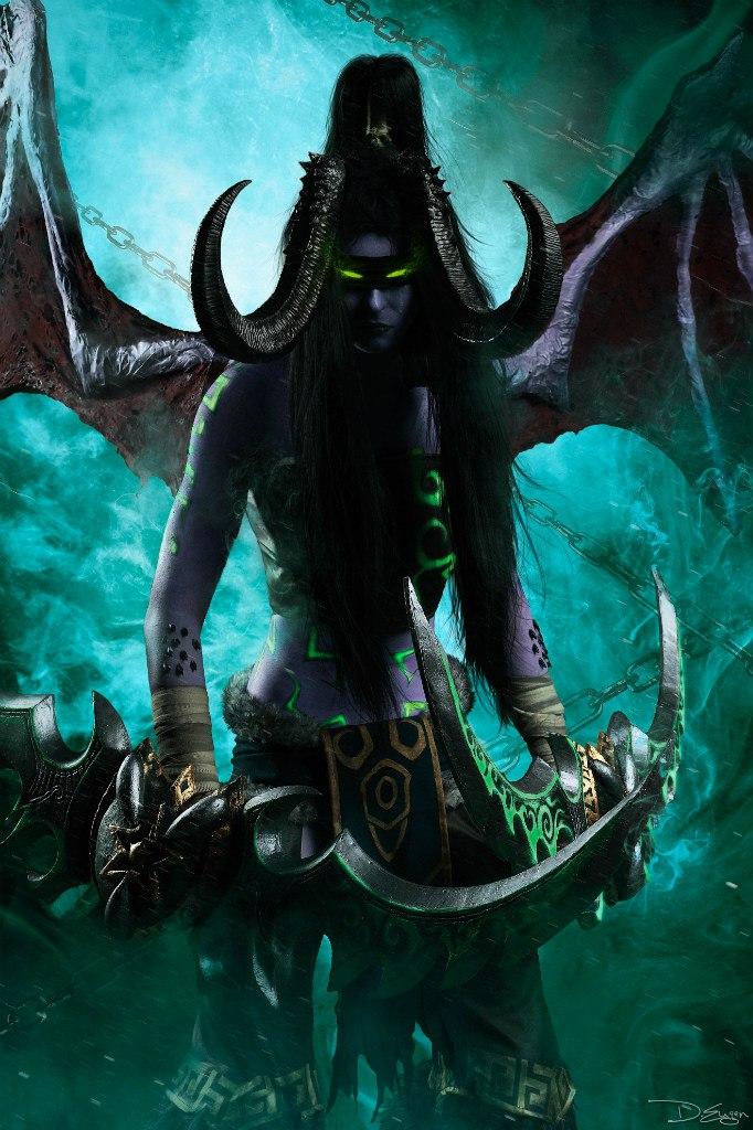 Как фанаты World ofWarcraft изразных стран мира косплеят персонажей игры. - Изображение 59